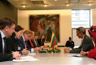Agreement to expend legal framework for bilateral cooperation