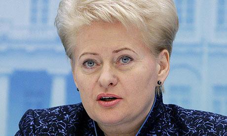 Президент Литвы: чистый бизнес всегда пытается сбалансировать свою зависимость