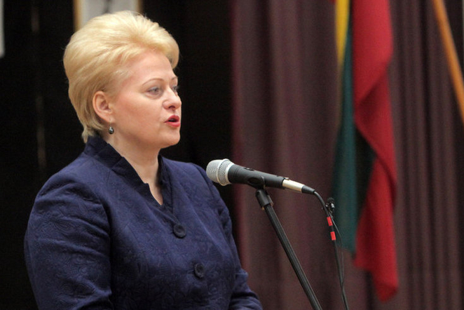 President of Lithuania: Identical possibilities in science – the route in the direction of modern society