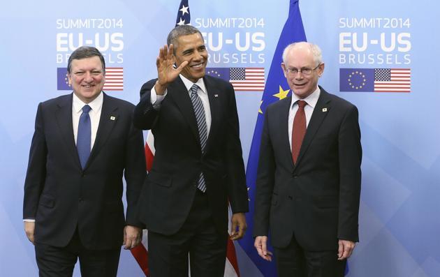 Обама: Мы дадим Европе столько газа, сколько нужно