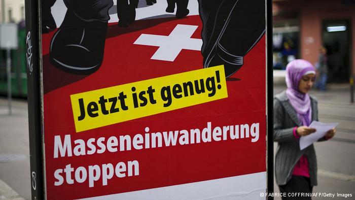 Евросоюз ответил Швейцарии на референдум по иммиграции