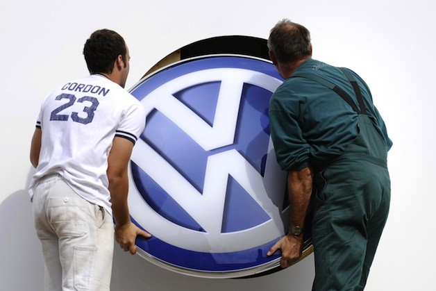 BMW and VW celebrate strong sales