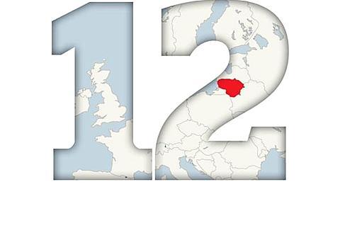 Tarp 500 didžiausių Vidurio Europos įmonių - 12 Lietuvos bendrovių