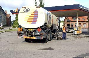 В Литве – первая заправка Kuwait Petroleum International