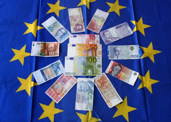 Для введения  евро в Литве дан зеленый свет
