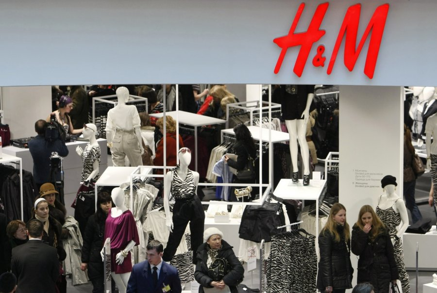 H&M establish branch in Lithuania