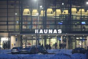 Каунасский аэропорт в этом году получил 1,1 млн. литов прибыли