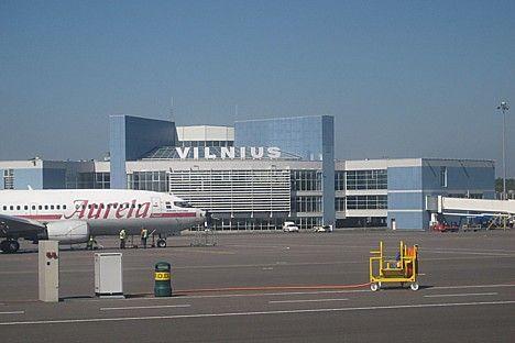 В январе количество авиапассажиров в Литве за год увеличилось на 5,6%