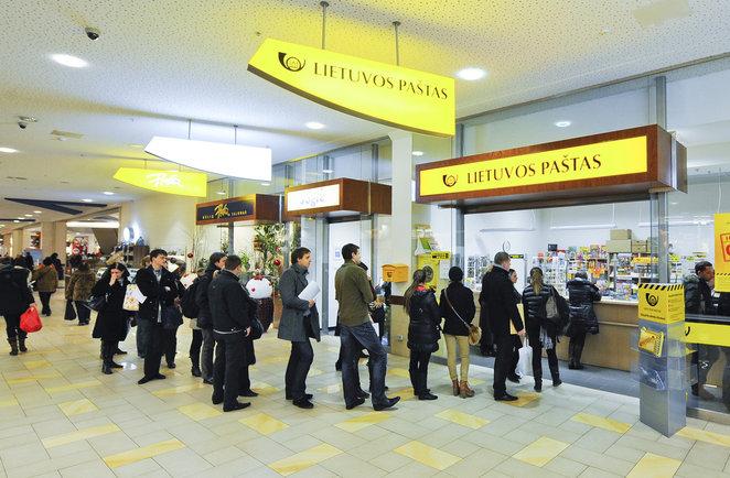 Lietuvos paštuose užsienio turistai galės susigrąžinti mokesčius