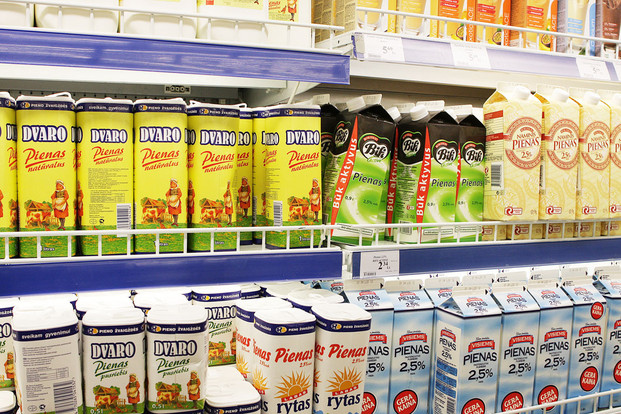 Russia's milk ban partially lifted