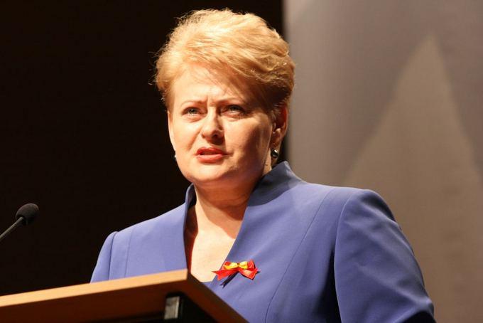 Prezidentė: NATO susitikime pasiekti visi Lietuvos tikslai