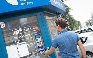 Lietuvos paštas покупает сеть мини-банков Snoras