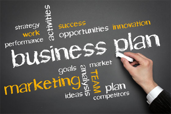 Gerai parengtas verslo planas -  garantija sėkmingam verslui